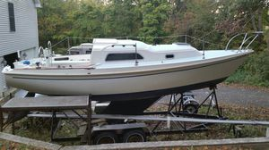 1971 Person P26 26ft sail boat $2500 OBO for Sale in Madison, CT
