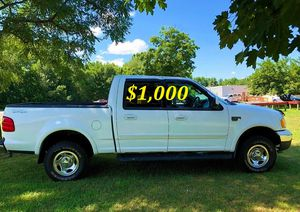 $1,000 I'm the first owner and i want to sell my 2002 Ford F-150 XLT STRONG for Sale in Oakland, CA