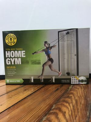 Home Gym Training straps by Gold's for Sale in Dallas, TX