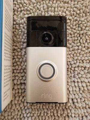 Ring doorbell camera for Sale in Pembroke Pines, FL