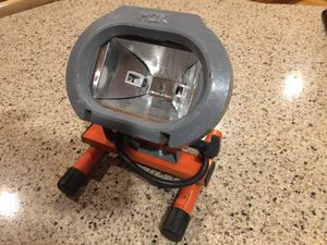 HDX 250 watt work light, parts or repair. for Sale in Mount Prospect, IL