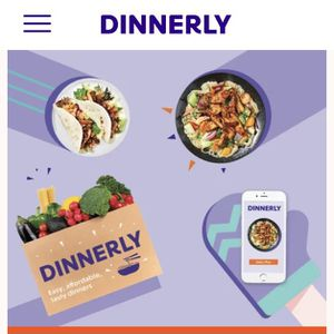 Dinnerly codes for Sale in Miami, FL