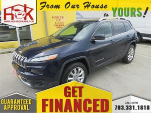 2014 Jeep Cherokee for Sale in Manassas, VA