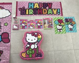 Birthday decorations for Sale in Tampa, FL