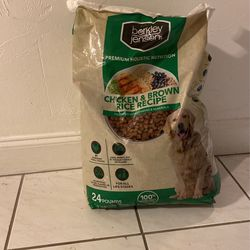 Dog Food 24lbs Chicken And Brown Rice for Sale in Miami,  FL