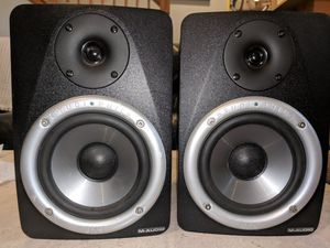 M-Audio BX5 Studiophile Pair - 1st Gen Monitor Speakers - Like New for Sale in Chicago, IL