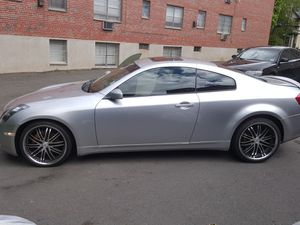 04 G35 coupe infinity for Sale in Hartford, CT