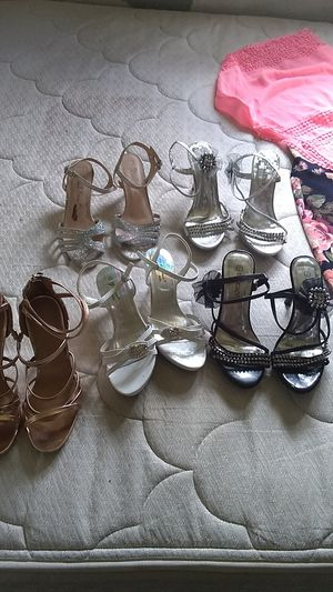 Shoes and clothes for Sale in Winter Haven, FL
