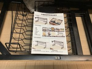 Dish drying rack - $40 (NEW) for Sale in Brooklyn, NY