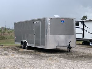 24ft car hauler trailer for Sale in Cypress, TX