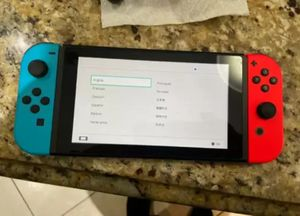 V2 Switch with Mario Party for Sale in San Bernardino, CA