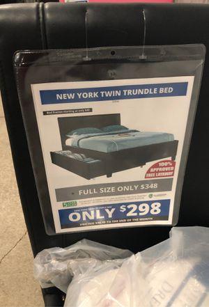 Trundle bed frames for Sale in Lansing, MI