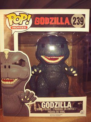 Godzilla Funko Pop 45$ OBO for Sale in Mesa, AZ
