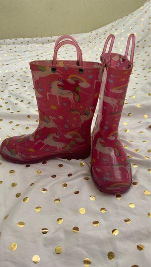Rain boots size 11.5 for Sale in Pomona, CA