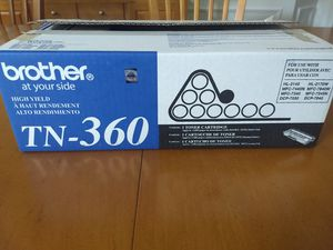 Brother Toner TN-360 High Yield for Sale in Nashville, TN