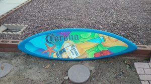 Corona plastic surfboard for Sale in Peoria, AZ