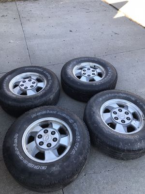 16in Chevy Wheels for Sale in Kansas City, MO