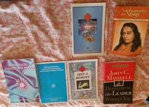 Motivational, self transformation books for Sale in Montgomery, AL