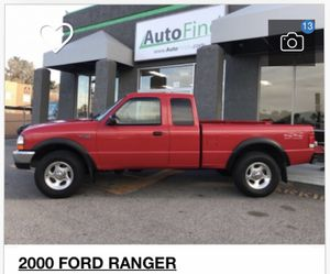 2000 Ford Ranger XLT 4X4 for Sale in Las Vegas, NV