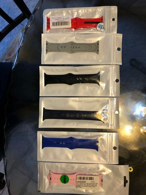 Apple Watch bands 42 mm for Sale in Fresno, CA
