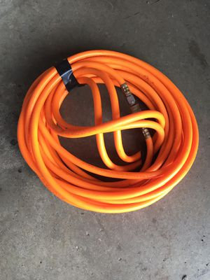 Air compressor hose. Practically new for Sale in Waterford Township, MI