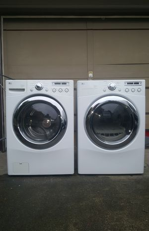 LG Washer/Dryer GAS for Sale in Kent, WA