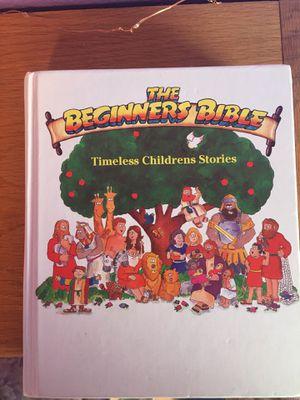 Beginners Bible for Sale in Auburn, WA