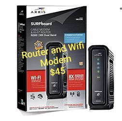 XFINITY COMCAST Router with WIFI for Sale in Cape Coral,  FL