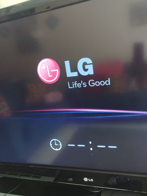 LG 55 inch tv for Sale in Kissimmee, FL