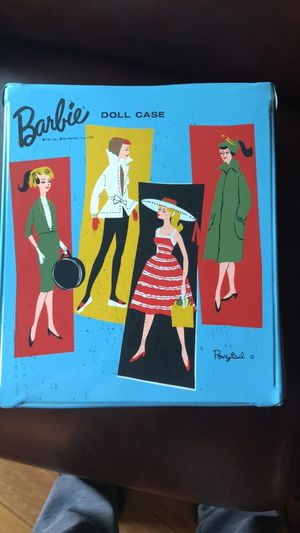 Vintage Barbie Doll Case for Sale in Fairfield, CA