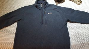 Patagonia men's better sweater 1/2 zip S for Sale in Portland, OR