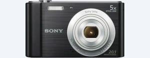 Sony - DSC-W800 Cámara digital de 20.1 megapíxeles - Negro Modelo:DSCW800 / B for Sale in Los Angeles, CA