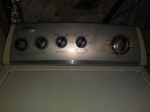 Electric washer and dryer for Sale in Woonsocket, RI