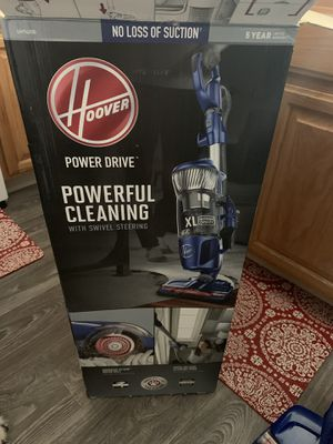 Hoover power drive vacuum for Sale in Santee, CA