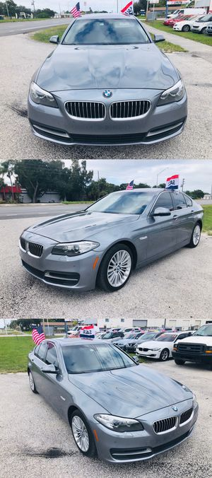 2014 BMW 528 xdrive 91k miles Navi leather Open 7 days Trade-ins welcome! for Sale in Largo, FL