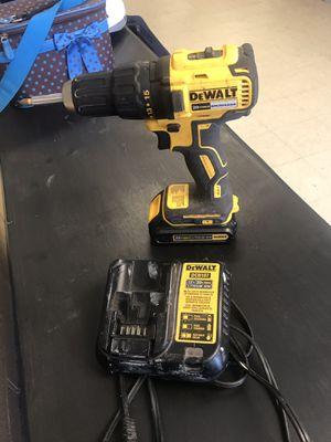 Dewalt 20v Brushless Drill w/ battery &charger for Sale in Norfolk, VA