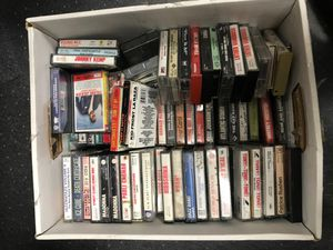 Lot of 100+ cassette tapes hip hop, r&b, reggae, jazz for Sale in Upland, CA