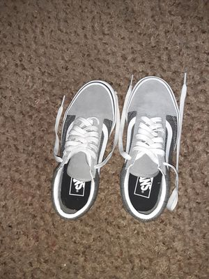 Womens vans 50 or obo for Sale in Albuquerque, NM