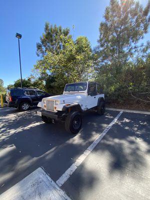 1995 Jeep Wrangler 5 speed for Sale in Escondido, CA
