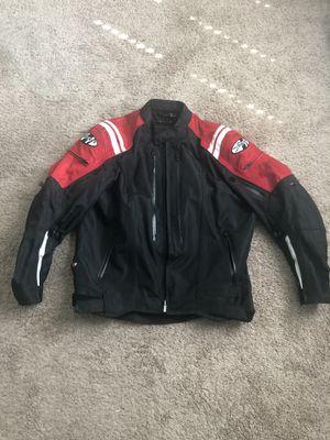 Joe Rocket Red & Black Motorcycle Jacket (Large) for Sale in Nashville, TN