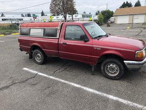 94 ford ranger xlt $1000 or Best offer for Sale in Tacoma, WA