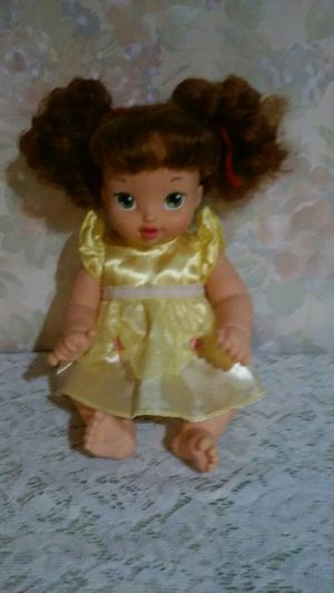 2004 Disney/ Princess Belle Baby Doll for Sale in Fort Worth, TX