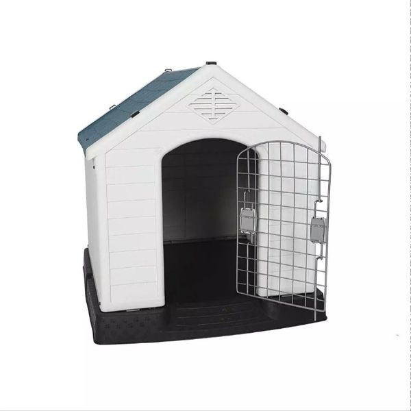 VILOBOS Dog House Cat Pet Puppy Shelter Kennel All Weather Outdoor Indoor