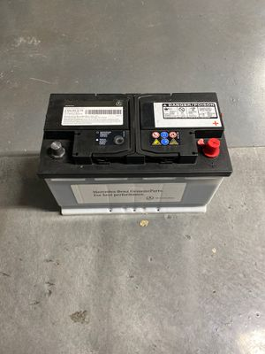 New Mercedes Battary part number H7 agm for Sale in Yorba Linda, CA