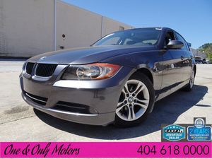 2008 BMW 3 Series for Sale in Doraville, GA