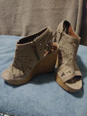 Not rated! Fringe shoes size 6.5 for Sale in Lubbock, TX