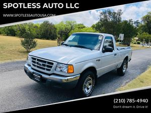 2001 Ford Ranger for Sale in San Antonio, TX