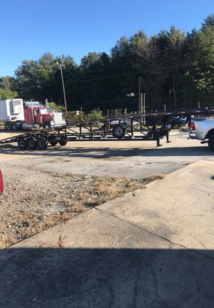 4 car heavy duty trailer for Sale in Fairburn, GA