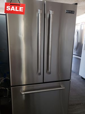 🚀🚀🚀Free Delivery Refrigerator Fridge JennAir Counter Depth #1355🚀🚀🚀 for Sale in Fontana, CA