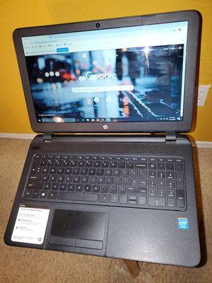 """HP LAPTOP 15.6"""" for Sale in Phoenix, AZ"""